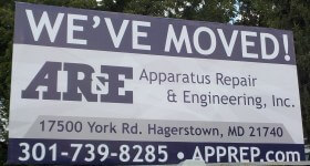 Our New Location Billboard